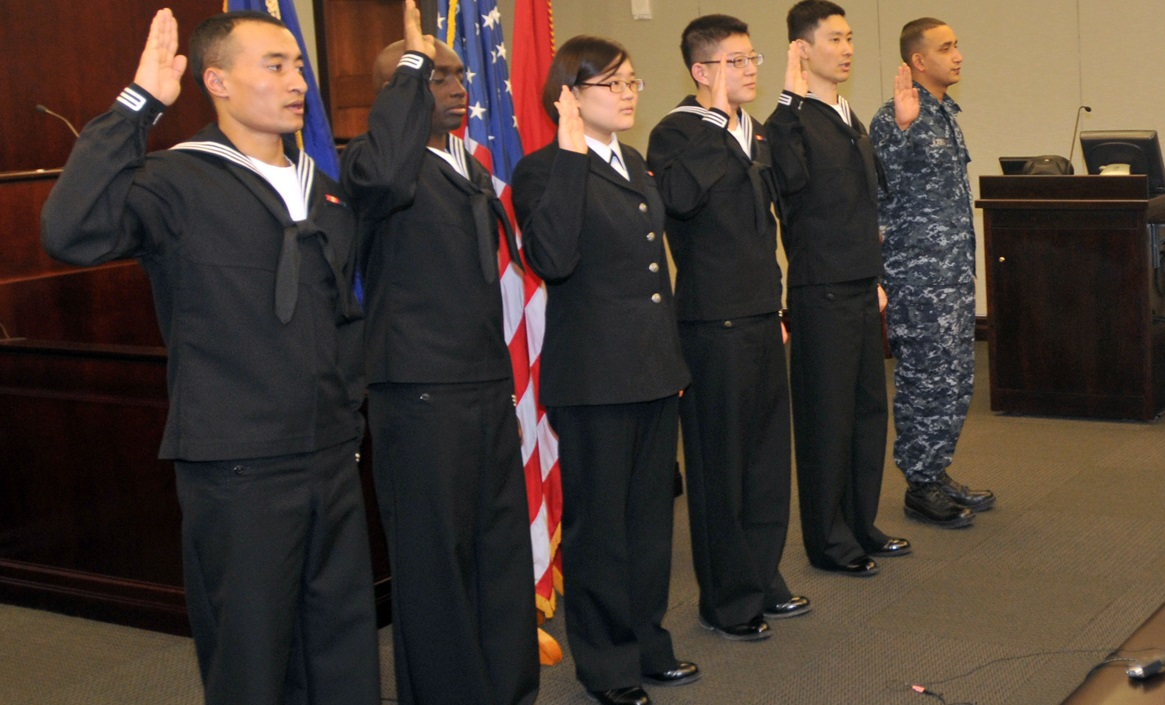 Here's the bottom line on the future of MAVNI: Many foreign-born recruits may soon be out