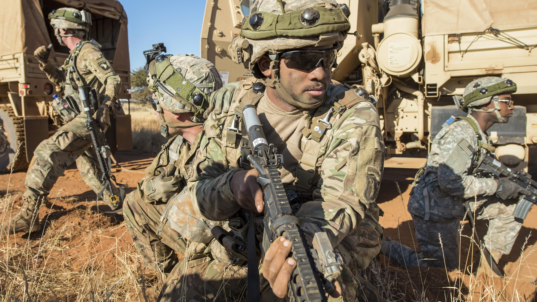 Tom kennedy us army claims service - Us Army Africa Turns Focus To Lake Chad Basin Increases Exercises To Deter Emerging Extremist