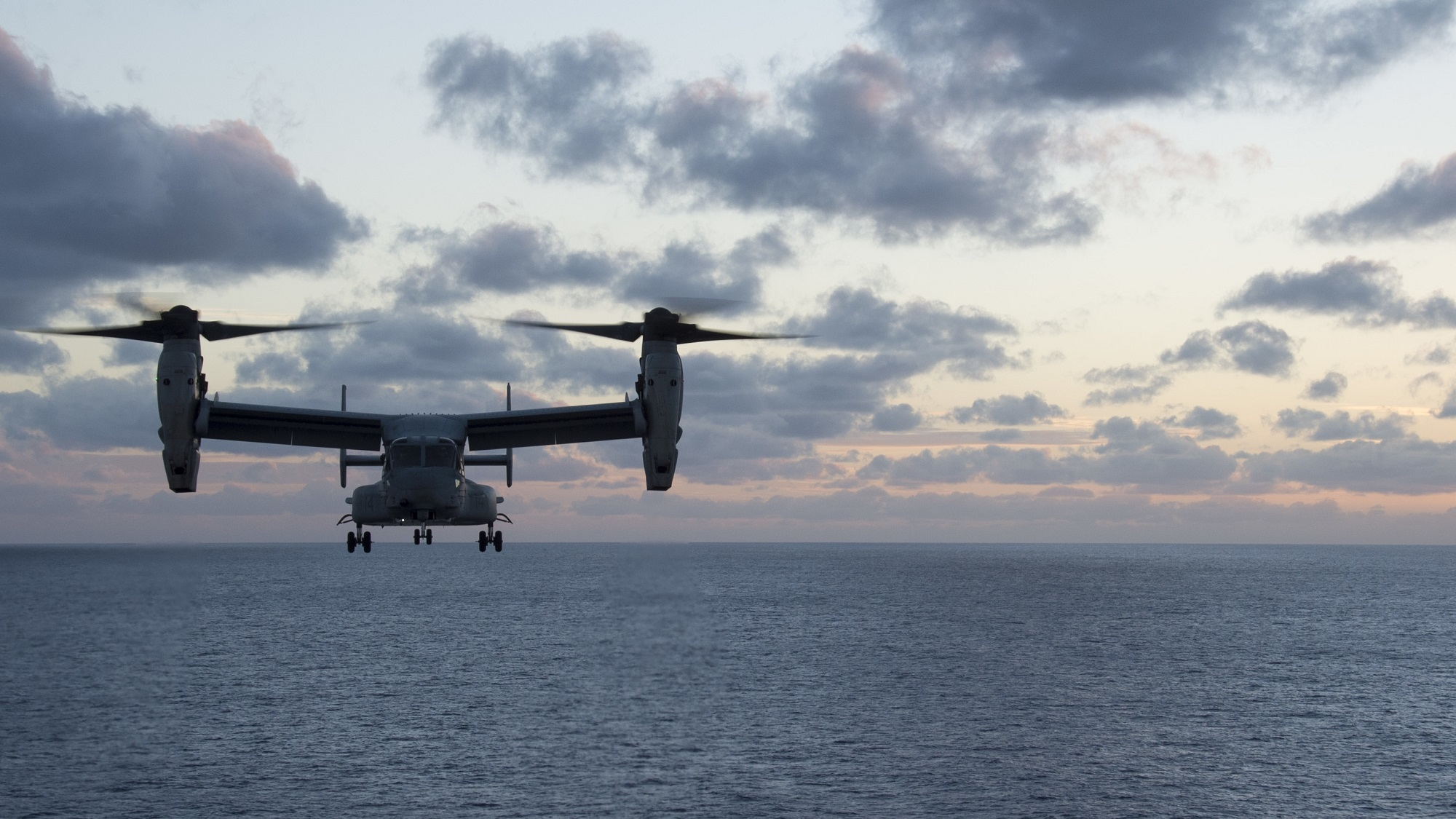 Top Marine orders 24-hour pause in flight operations for all aircraft