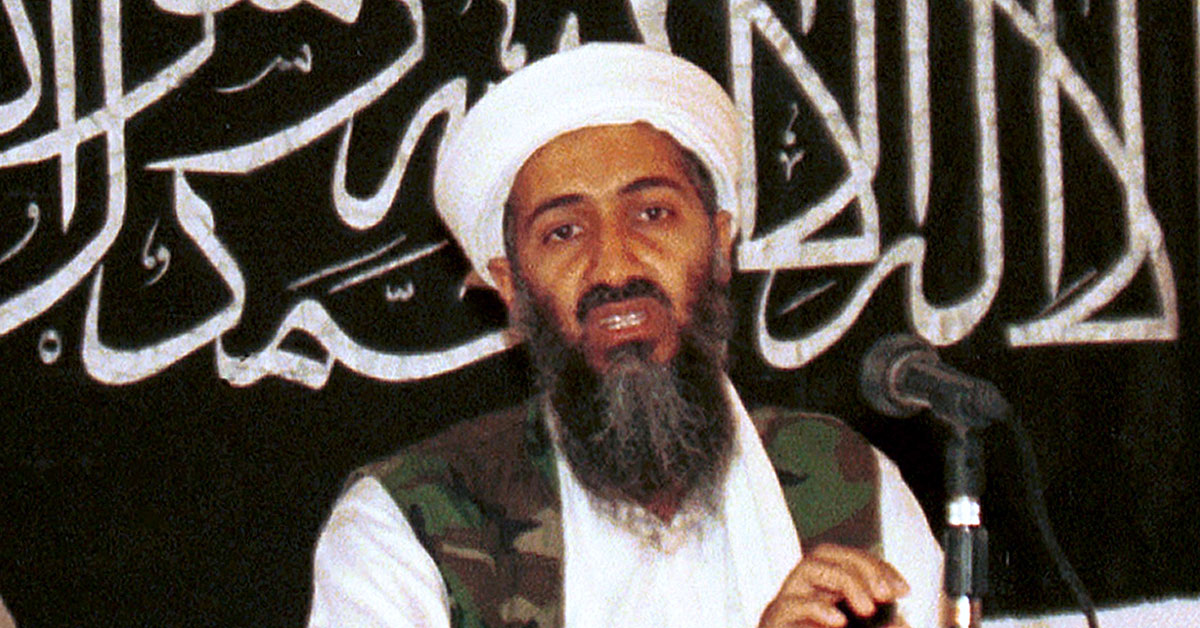 CIA releases 470,000 more files from bin Laden raid