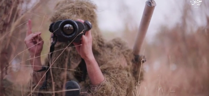 ISIS snipers using U.S. thermal devices