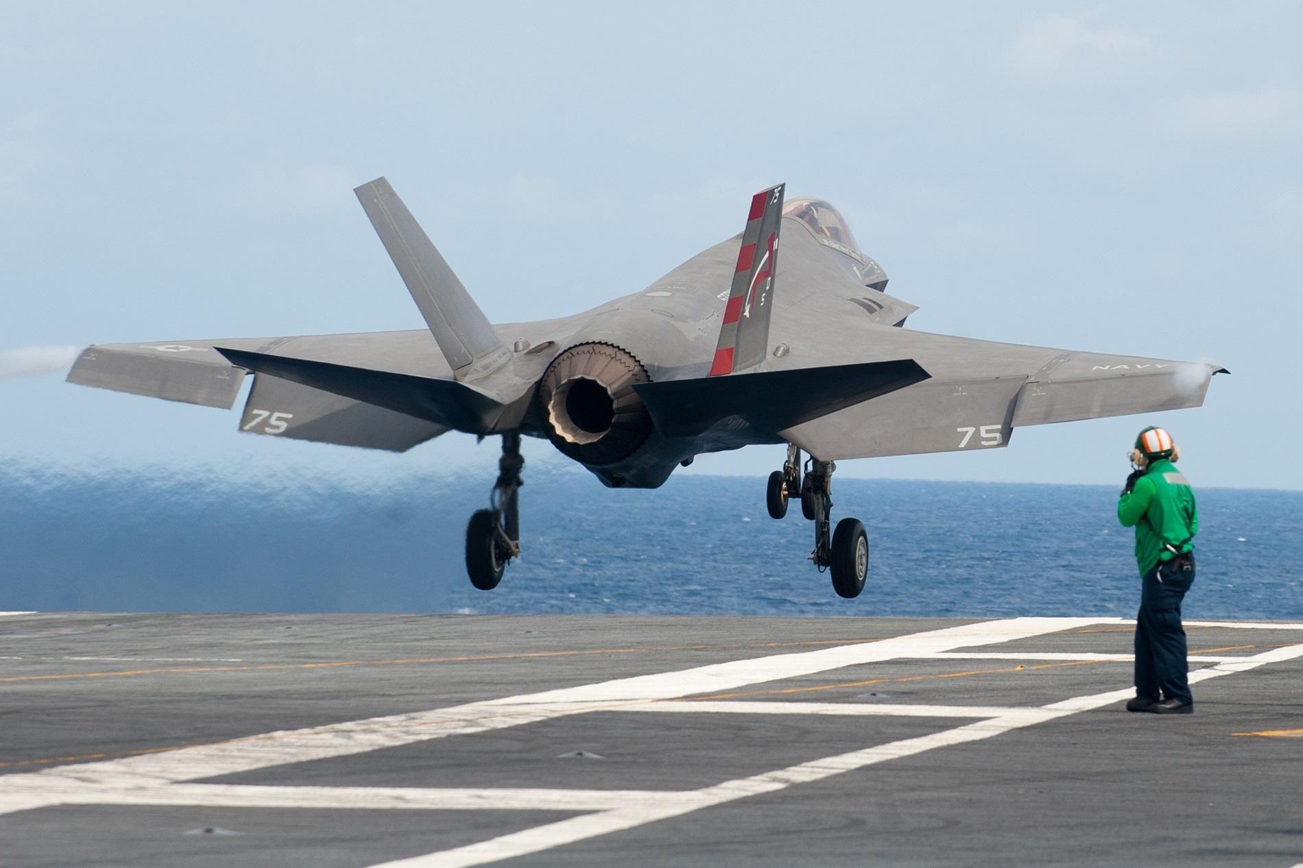 New in 2018: The F-35C will be ready to fight