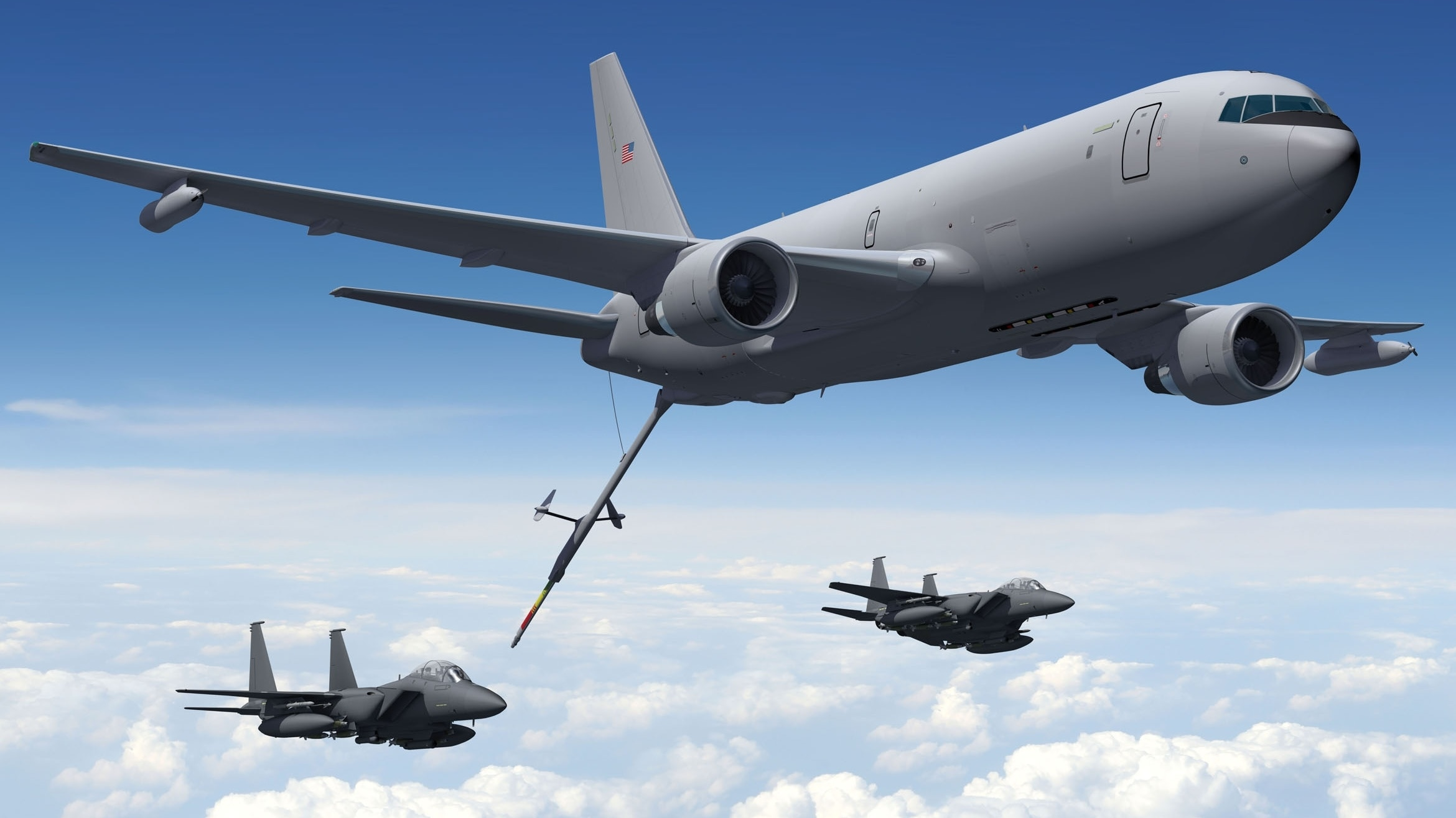 US Air Force predicts first KC-46 delivery in spring 2018, likely not this year