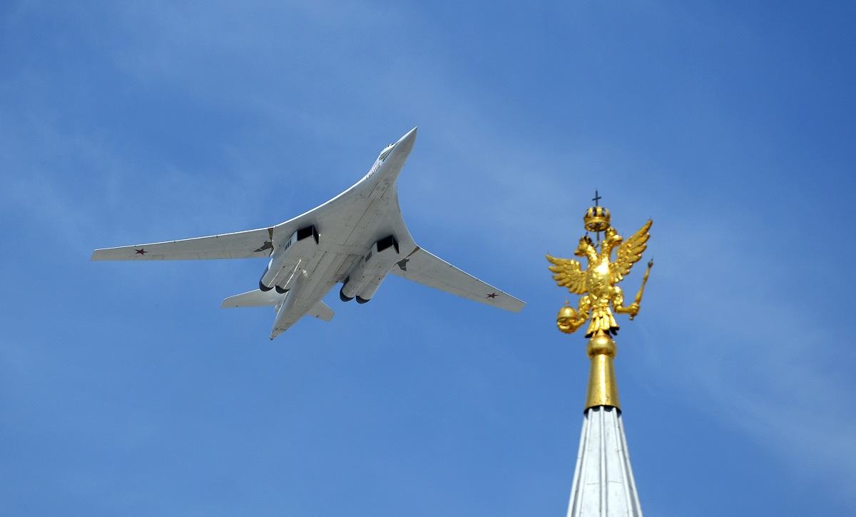Modernized Tu-160 to boost Russia's long-range striking power