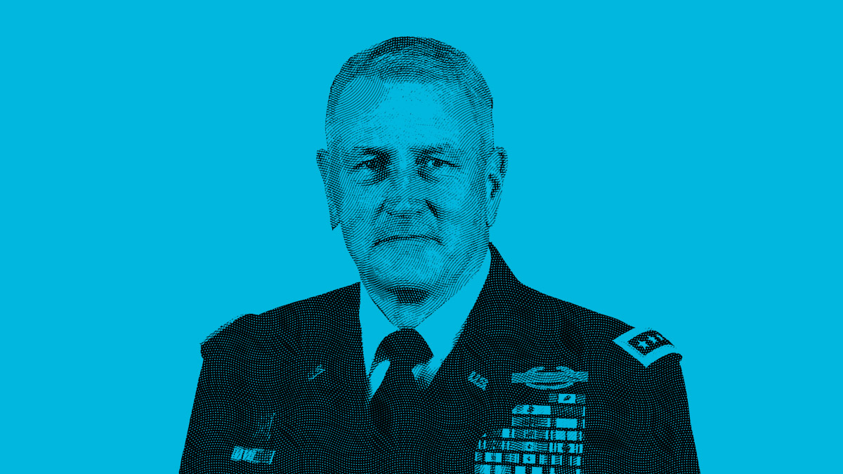 Gen. John Murray is the commanding general of U.S. Army Futures Command.