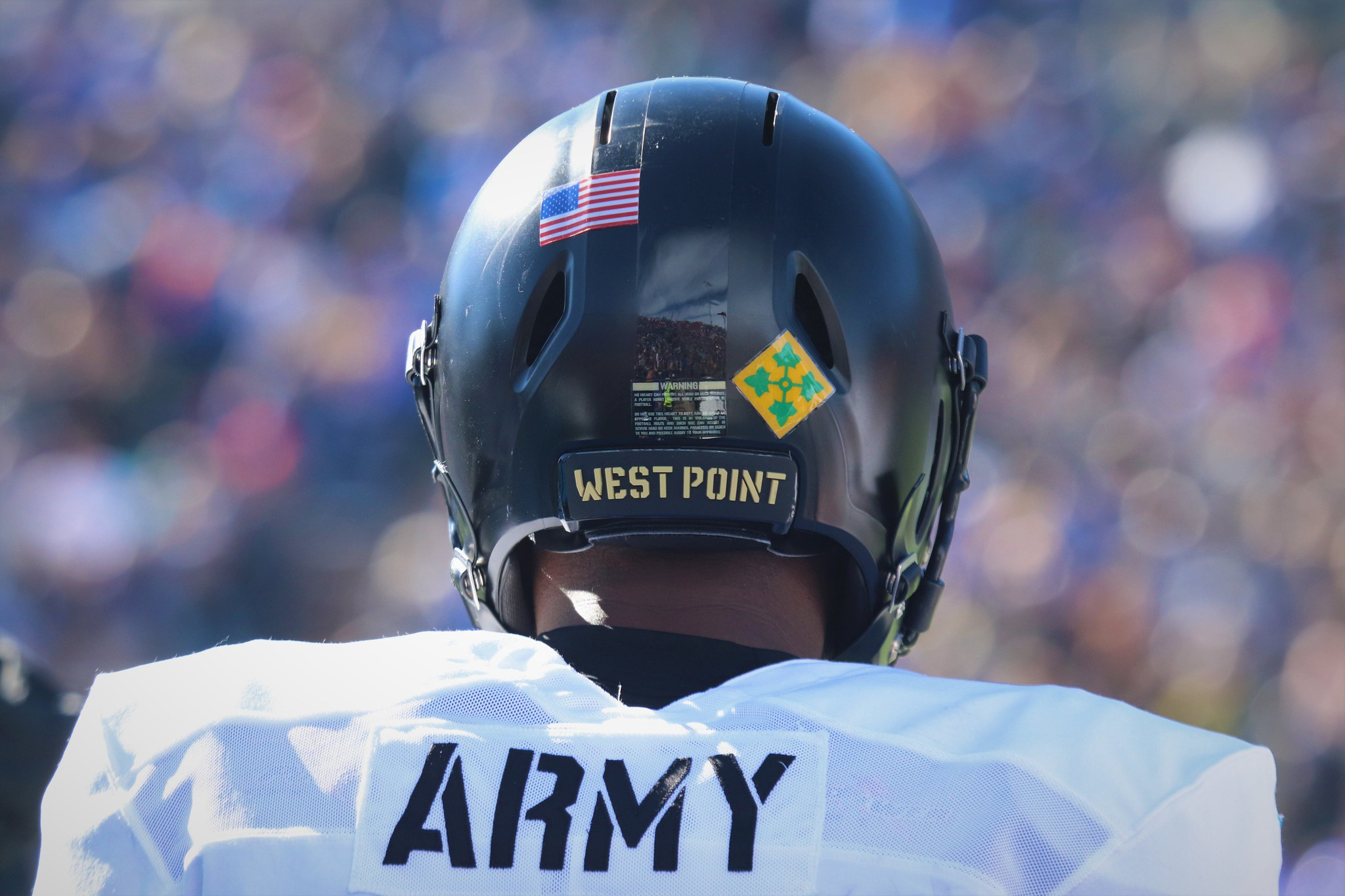 Army vs. Air Force Academy at Falcon Stadium in Colorado Springs, Colo., Nov. 2, 2019. (Cadet Hannah Lamb/Army)