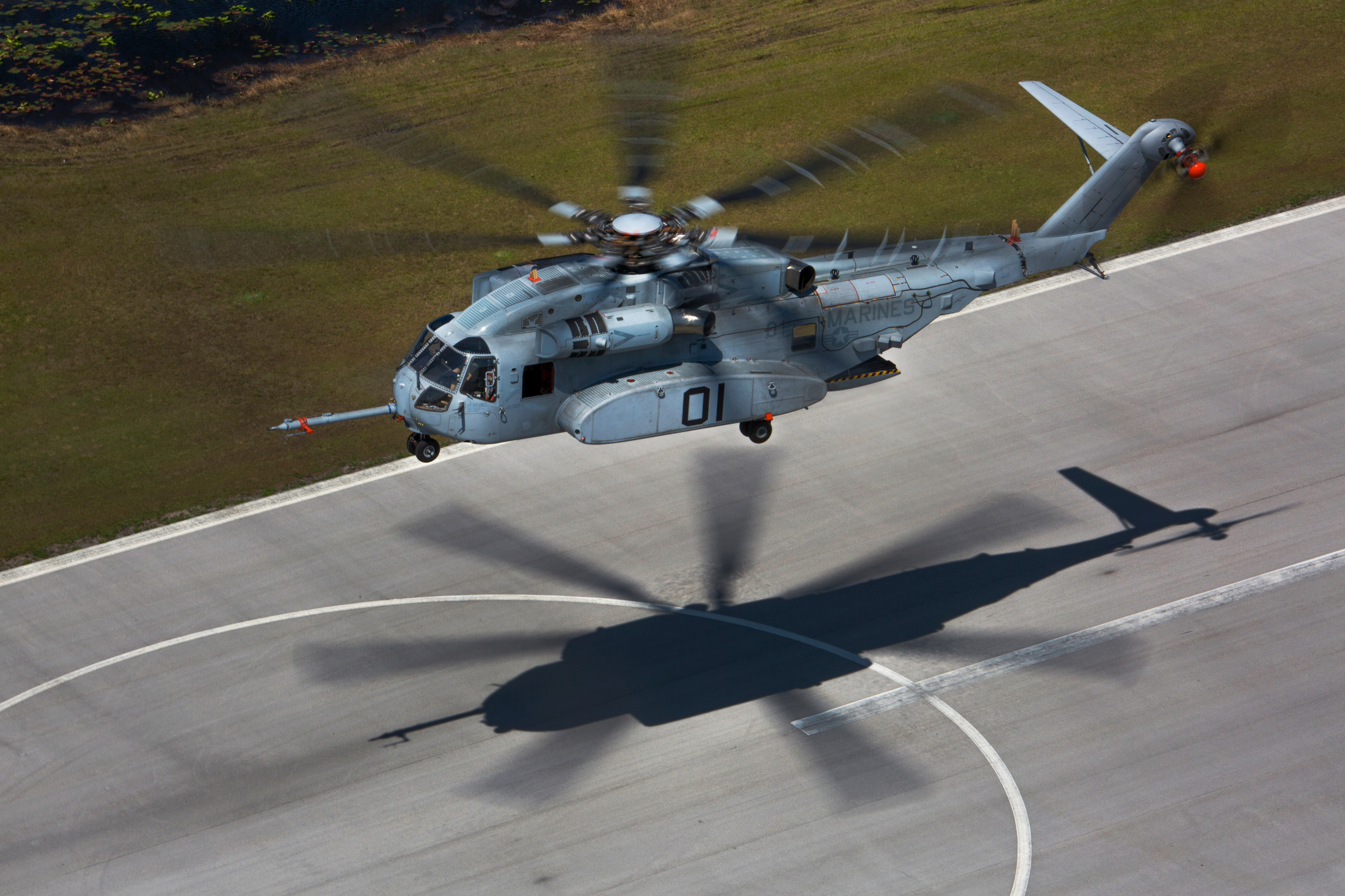 Cost of US Marine Corps CH-53K helicopter program grows to $27.7B
