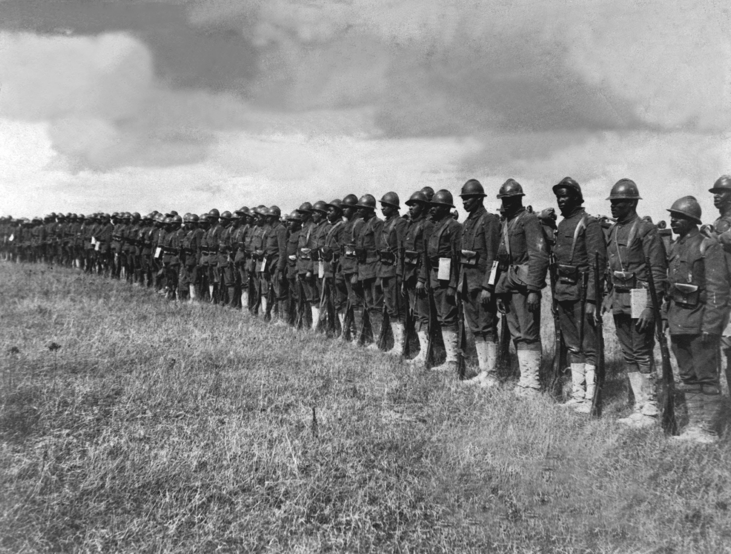 African-American heroes are a part of a vanishing World War I legacy
