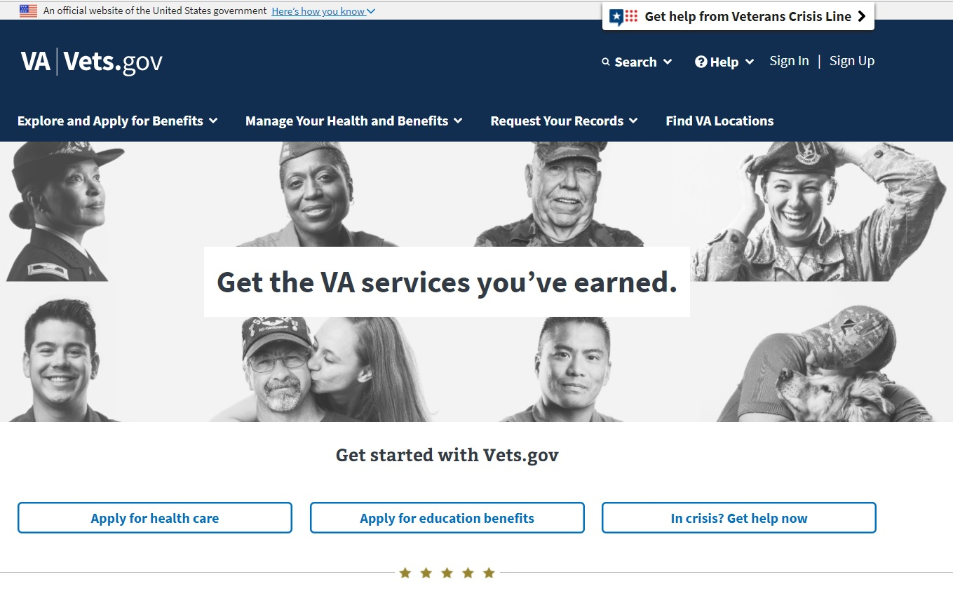 Senator wants to cut down on veterans website confusion