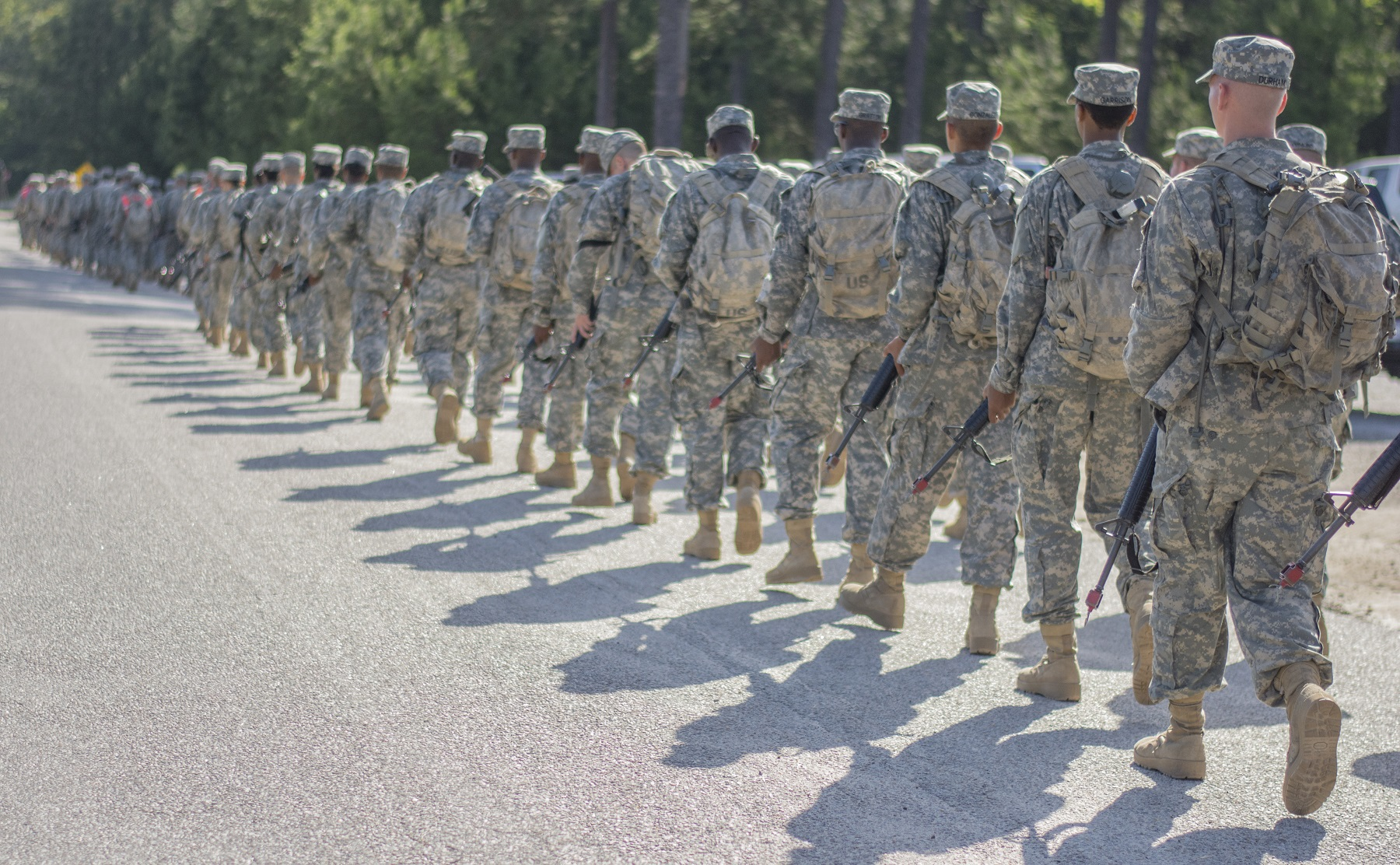 Fort Gordon soldiers say they were forced to attend a Christian spiritual fitness event