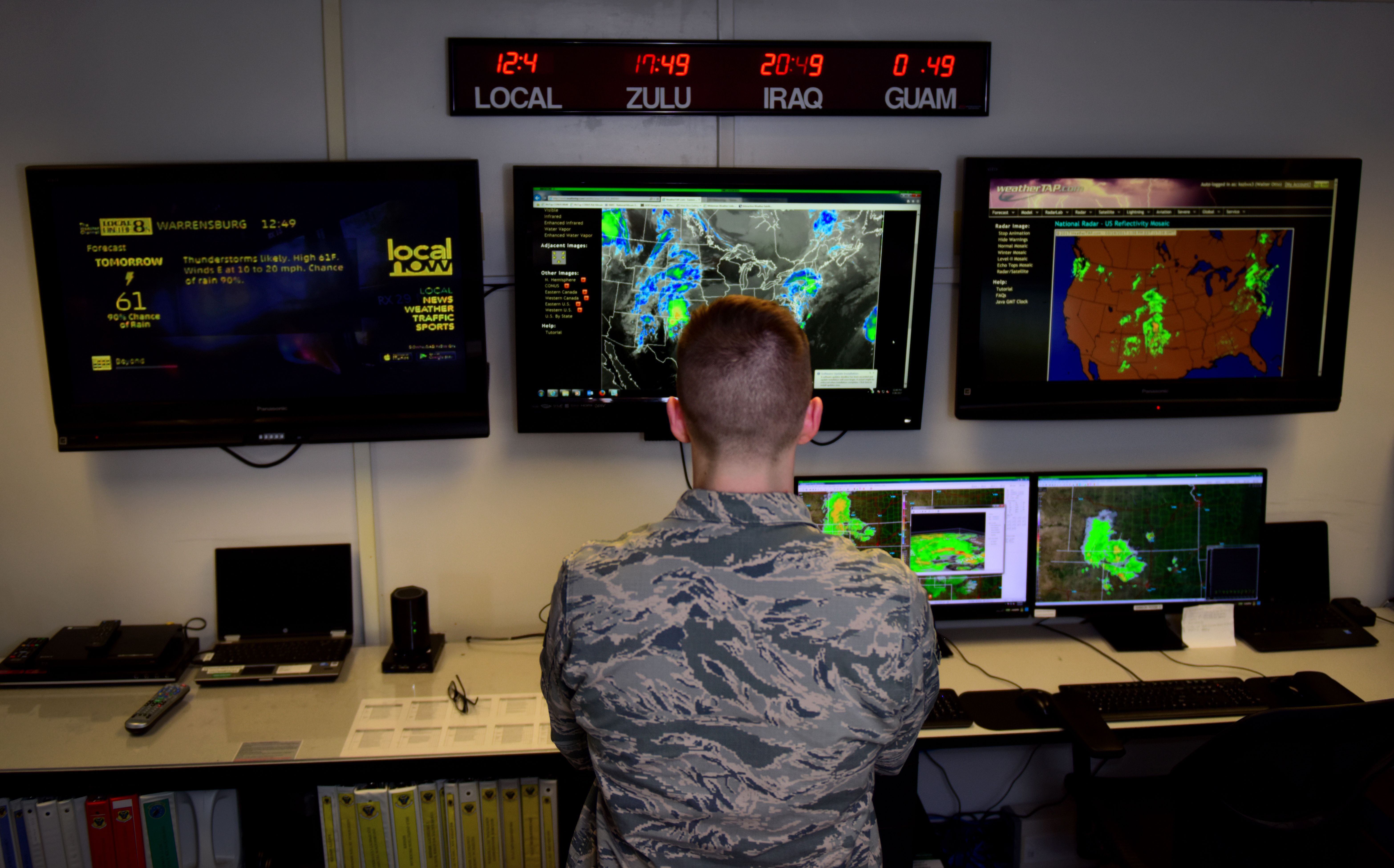 Air Force 'chronically undermanned' in cyber