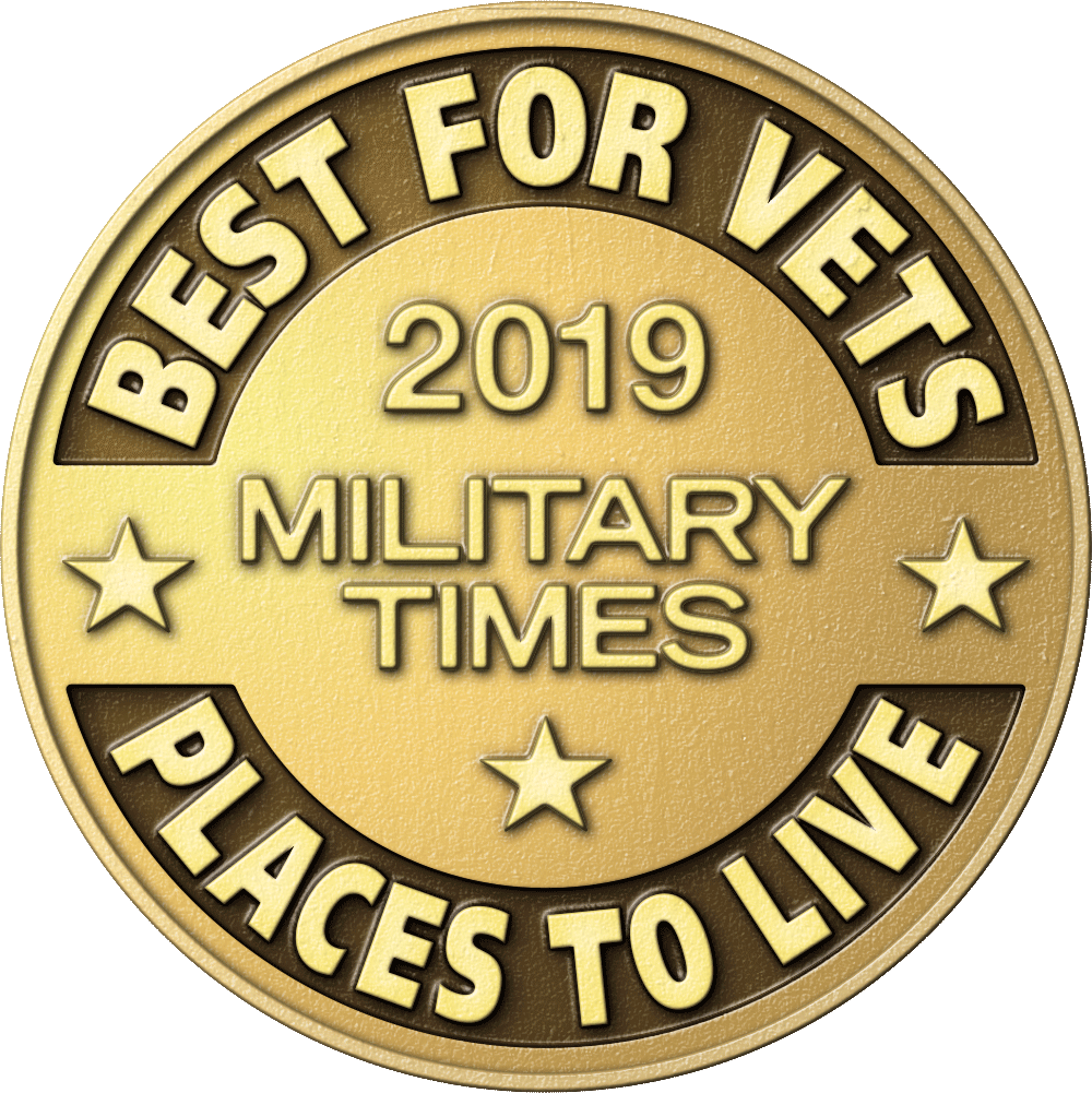 Best for Vets: Places to Live 2019
