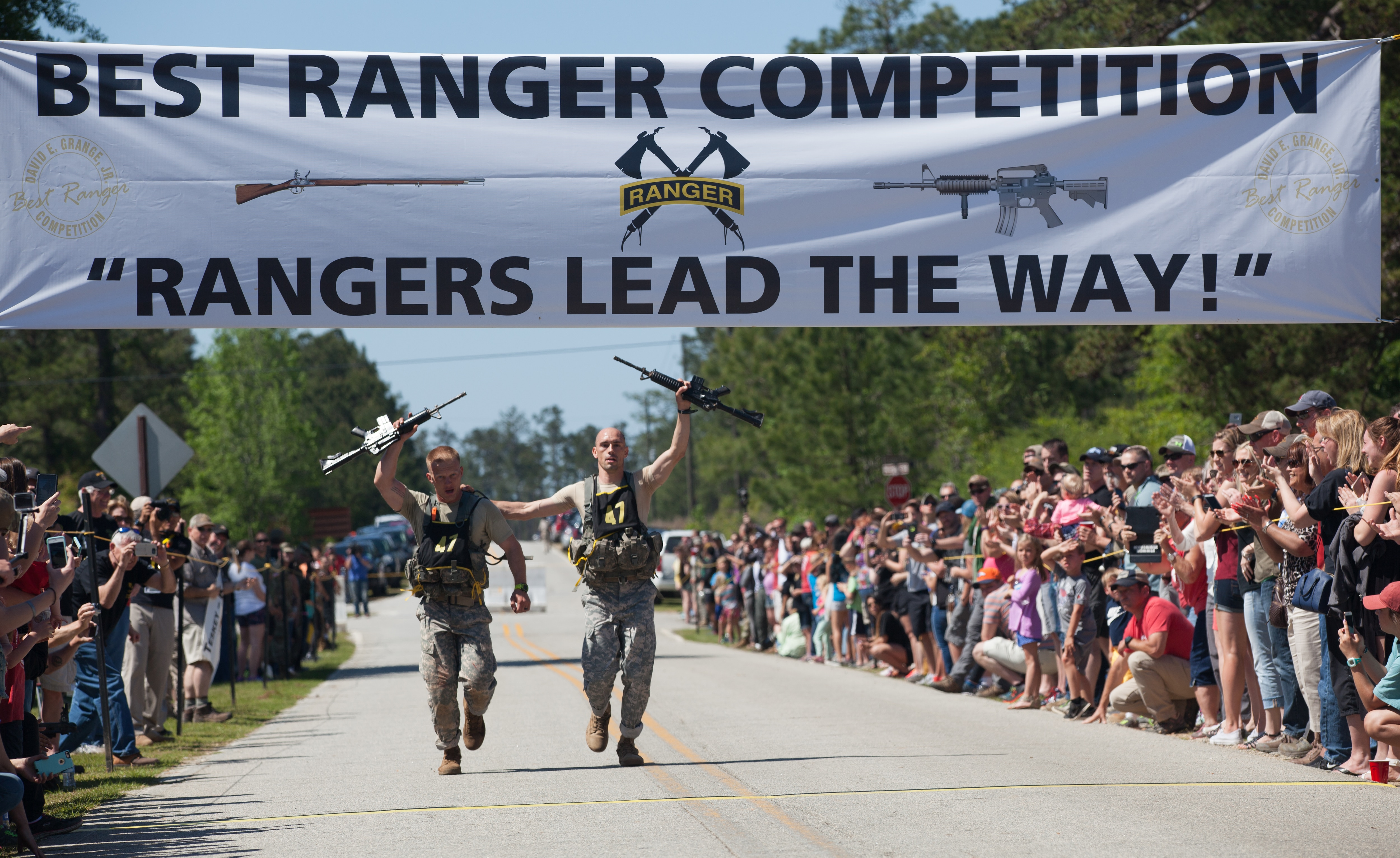 Best Ranger competition kicks off with first Coastie, Army Cyber teams