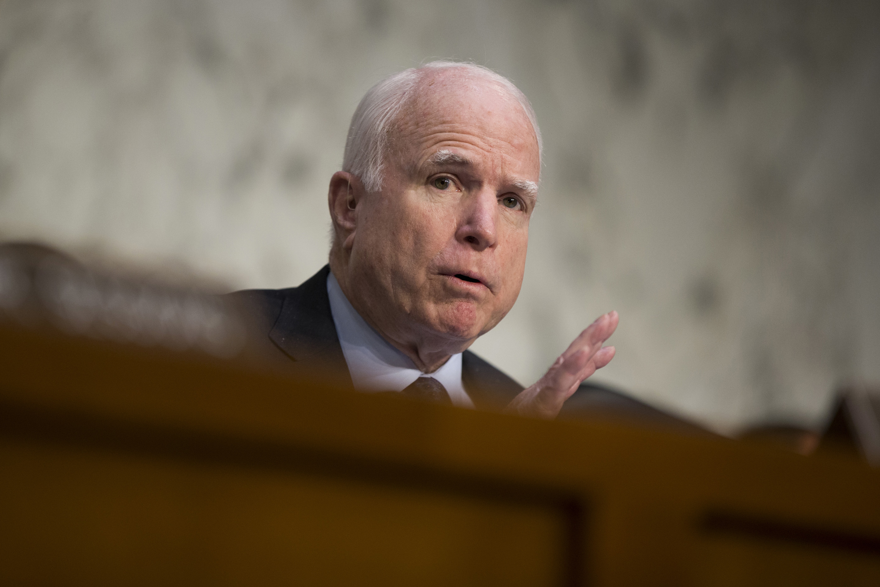 DoD says it shouldn't protect homeland from cyberthreats; McCain disagrees