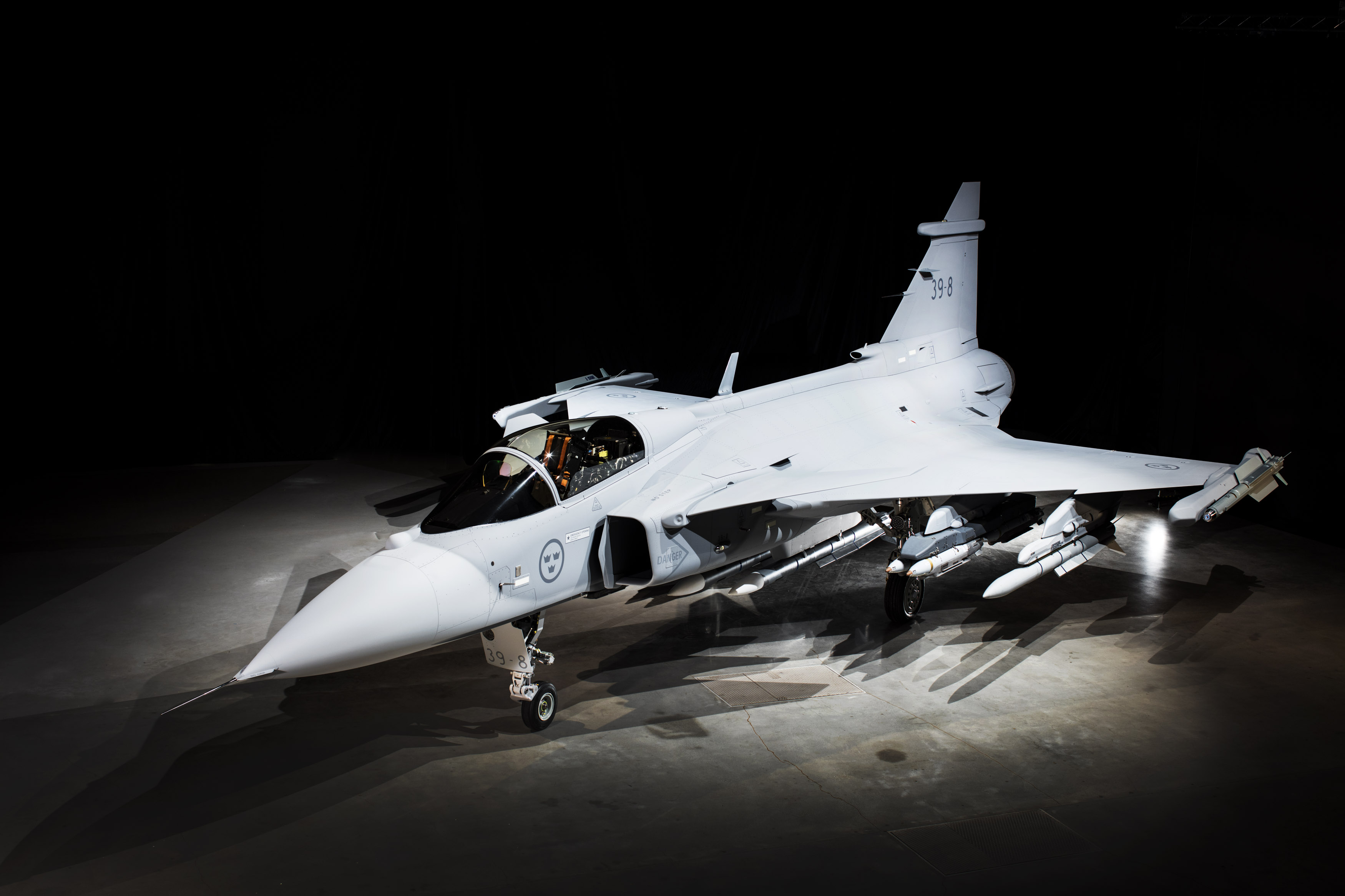 Saab had originally projected potential unit sales of between 150 and 200 for the Gripen-E over the next 15 years. This forecast is now regarded as conservative, with the company hoping for unit sales of between 300 to 500 units over 15 to 20 years. (Saab)