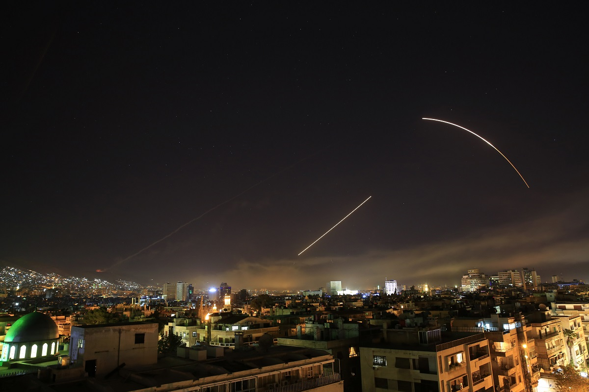 Congress offers swift support, criticism of latest US military strikes in Syria
