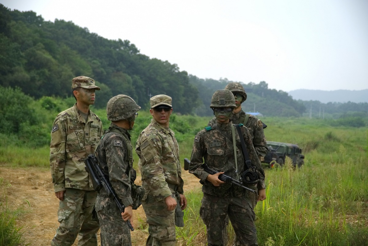 Will we stay or will we go? A look at removing US troops from South Korea