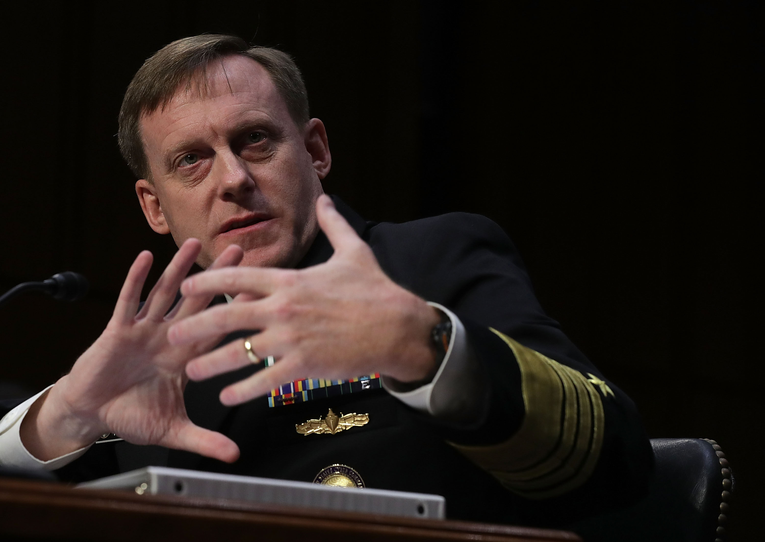 Cyber isn't all that special, says NSA chief