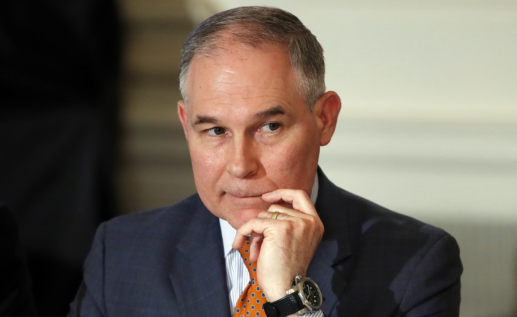 Scrutiny continues over EPA head's housing arrangements, use of legislative loophole