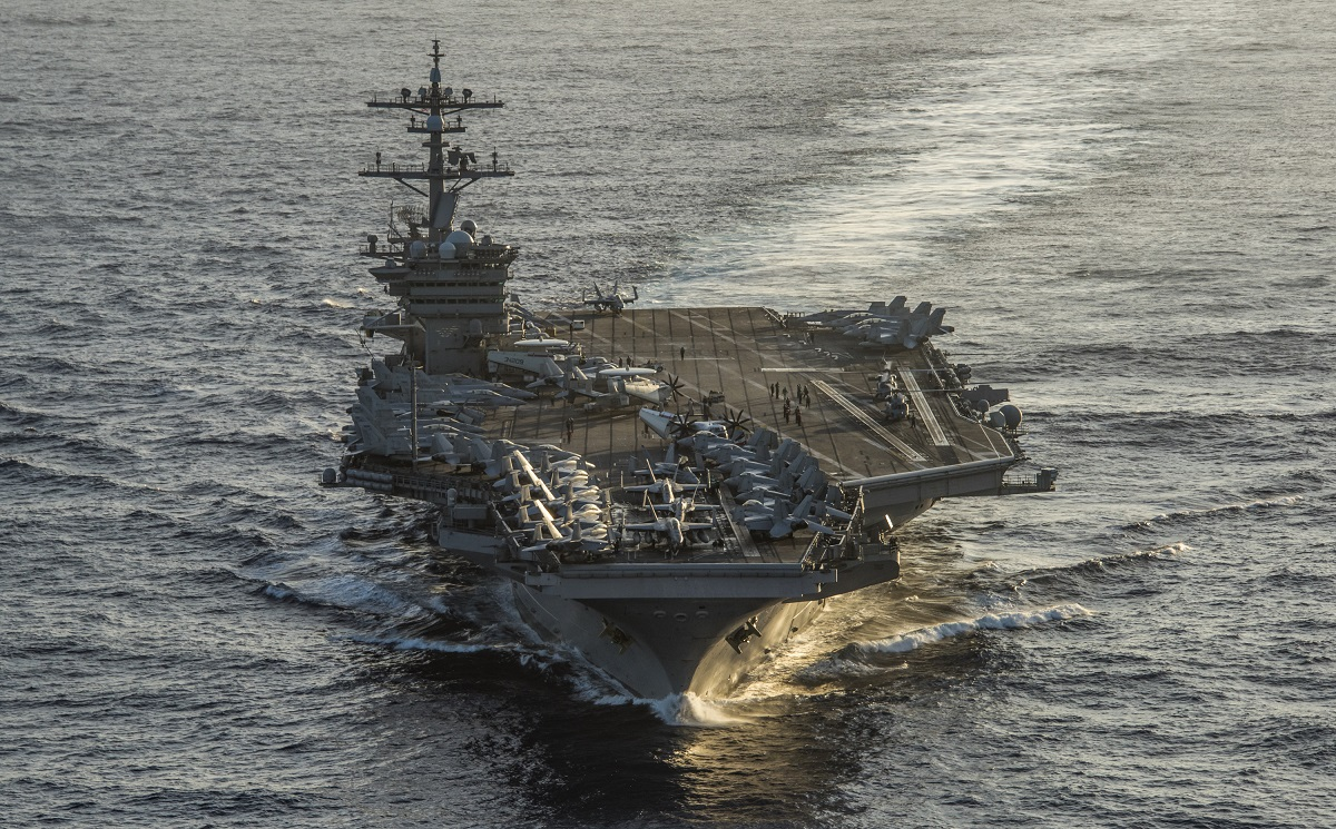 US Navy pressing toward major reorg that could strip Pacific Fleet of authorities