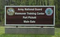 The Virginia Army National Guard post is named for Maj. Gen. George Pickett, whose namesakes also include a bloody offensive on the third day of the Battle of Gettysburg, dubbed