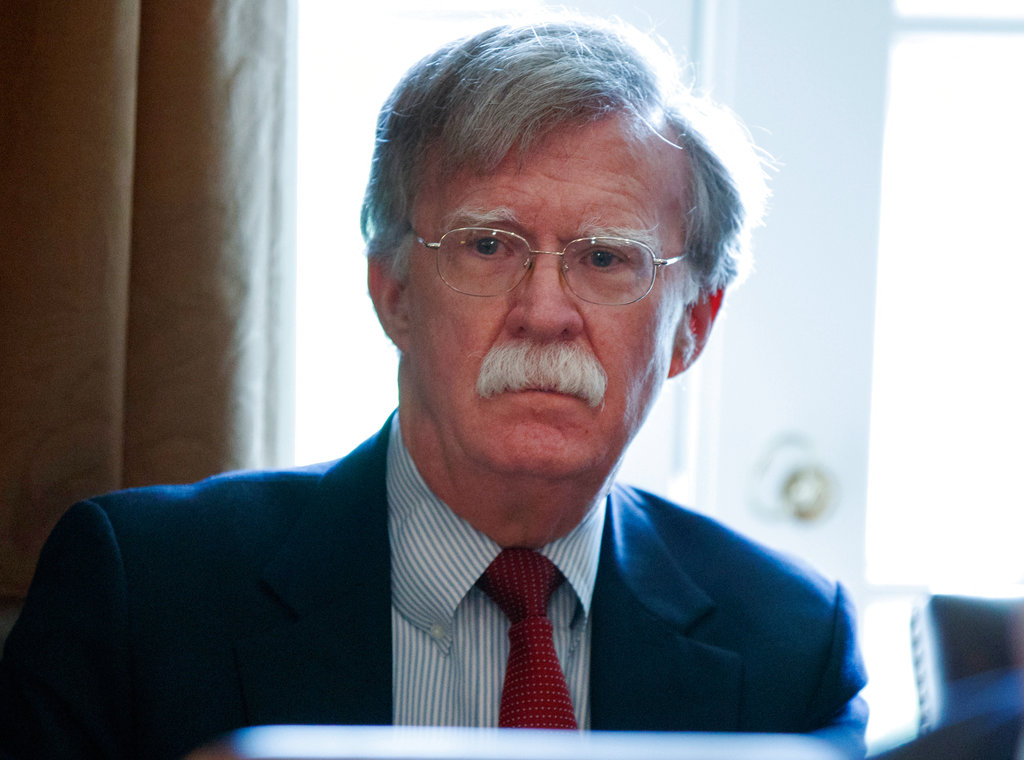 Analysis: Ahead of summit, North Korea lobs barbs at Bolton