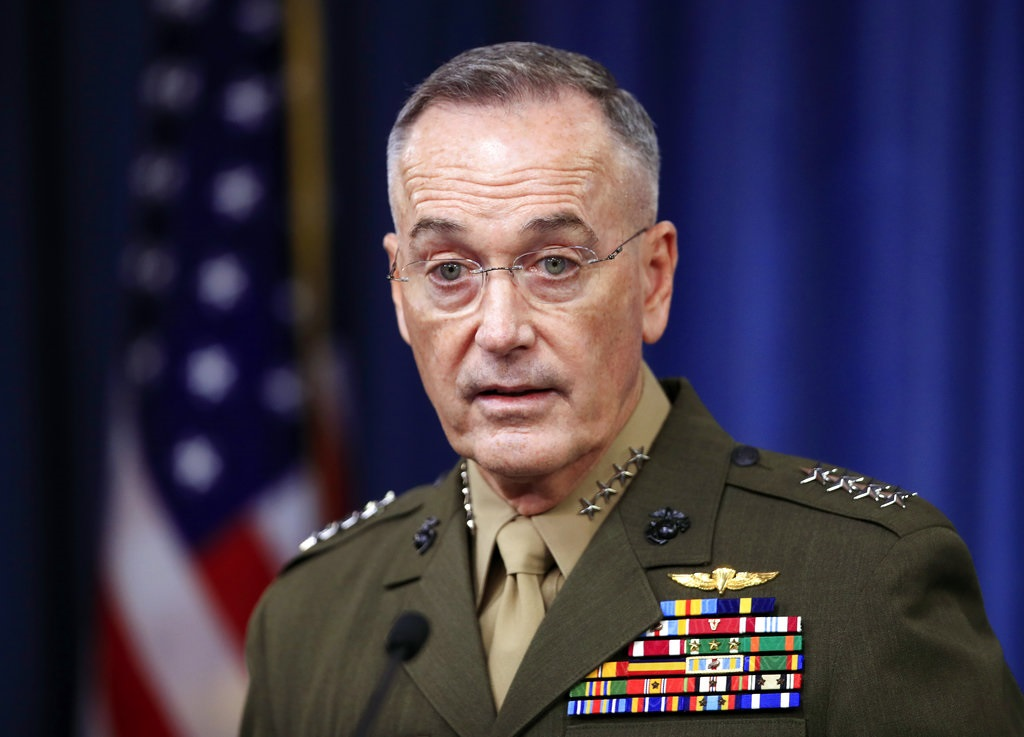 Top general provides new details on Niger attack