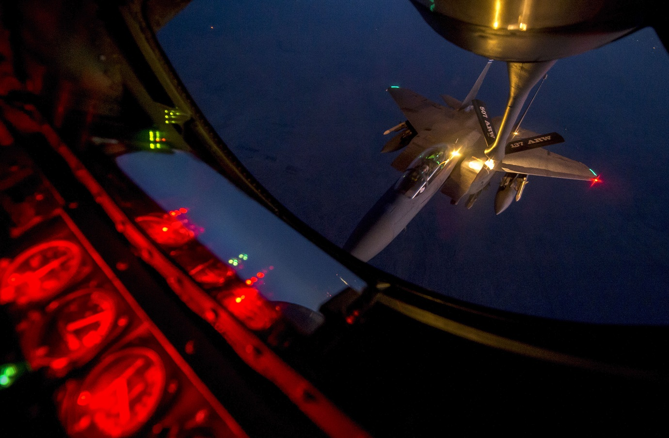 Airstrikes against ISIS hit all-time high