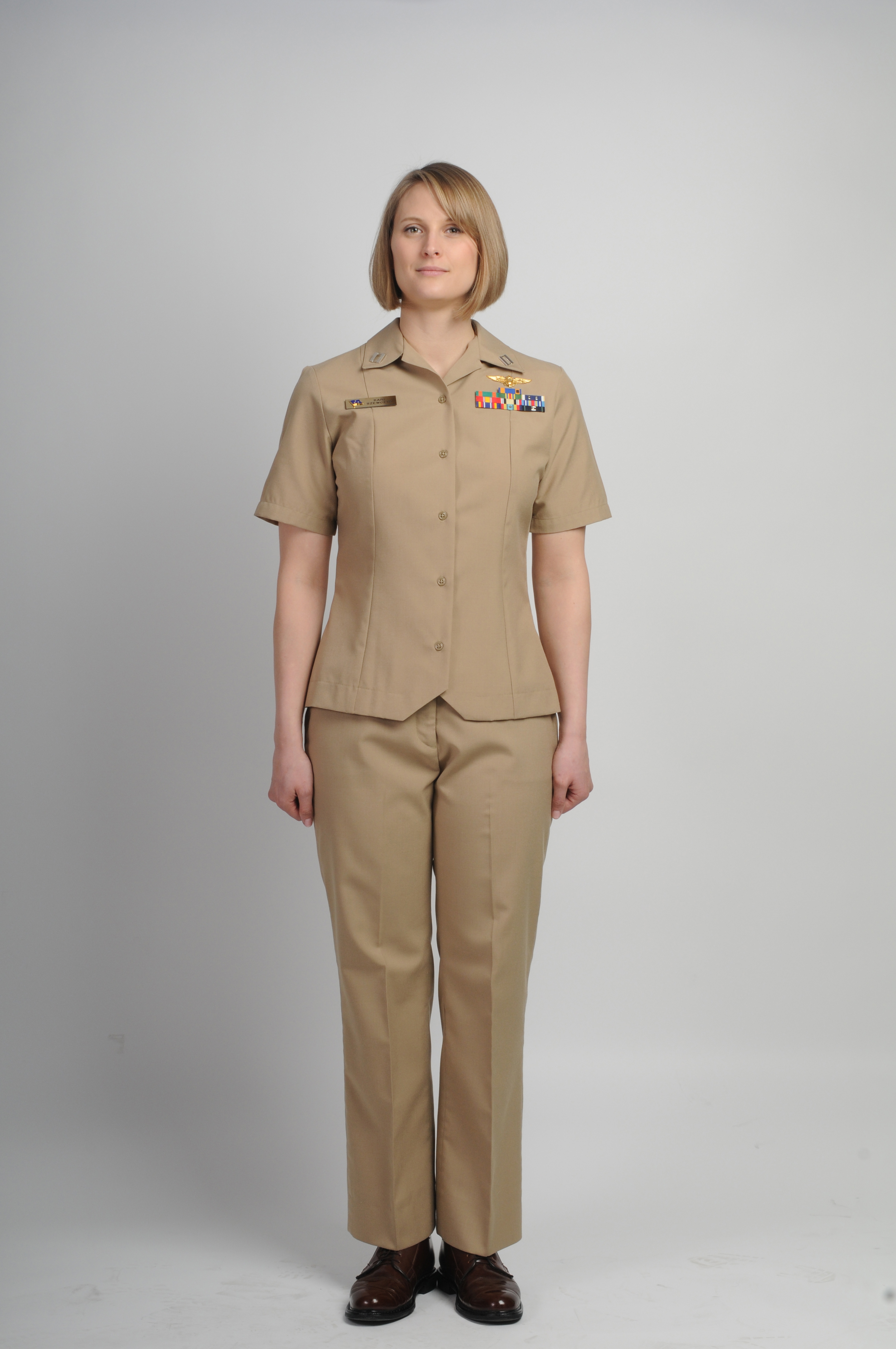 navy women to get more stylish uniform slacks