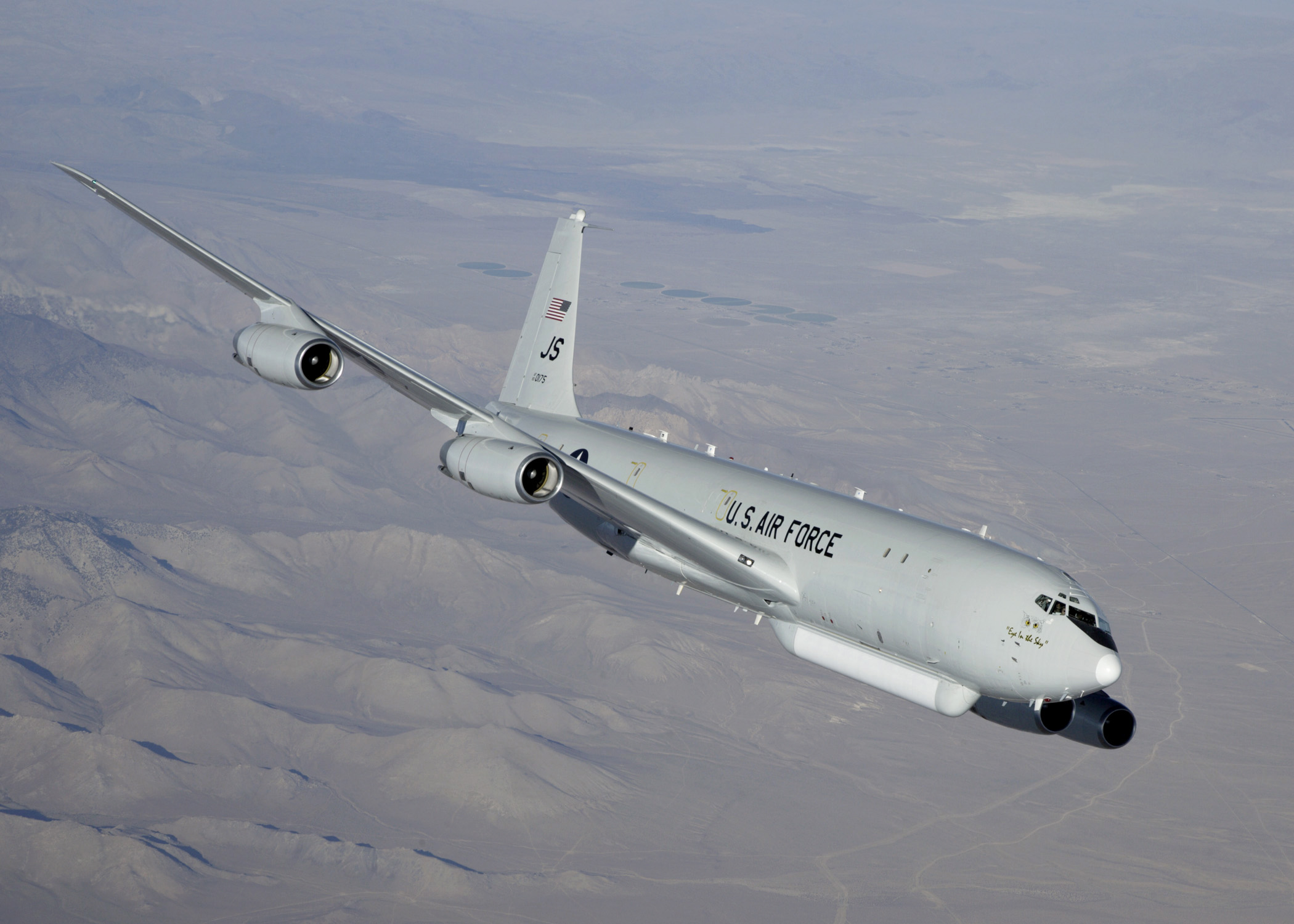 Northrop made JSTARS leadership changes after Air Force grounded planes last year