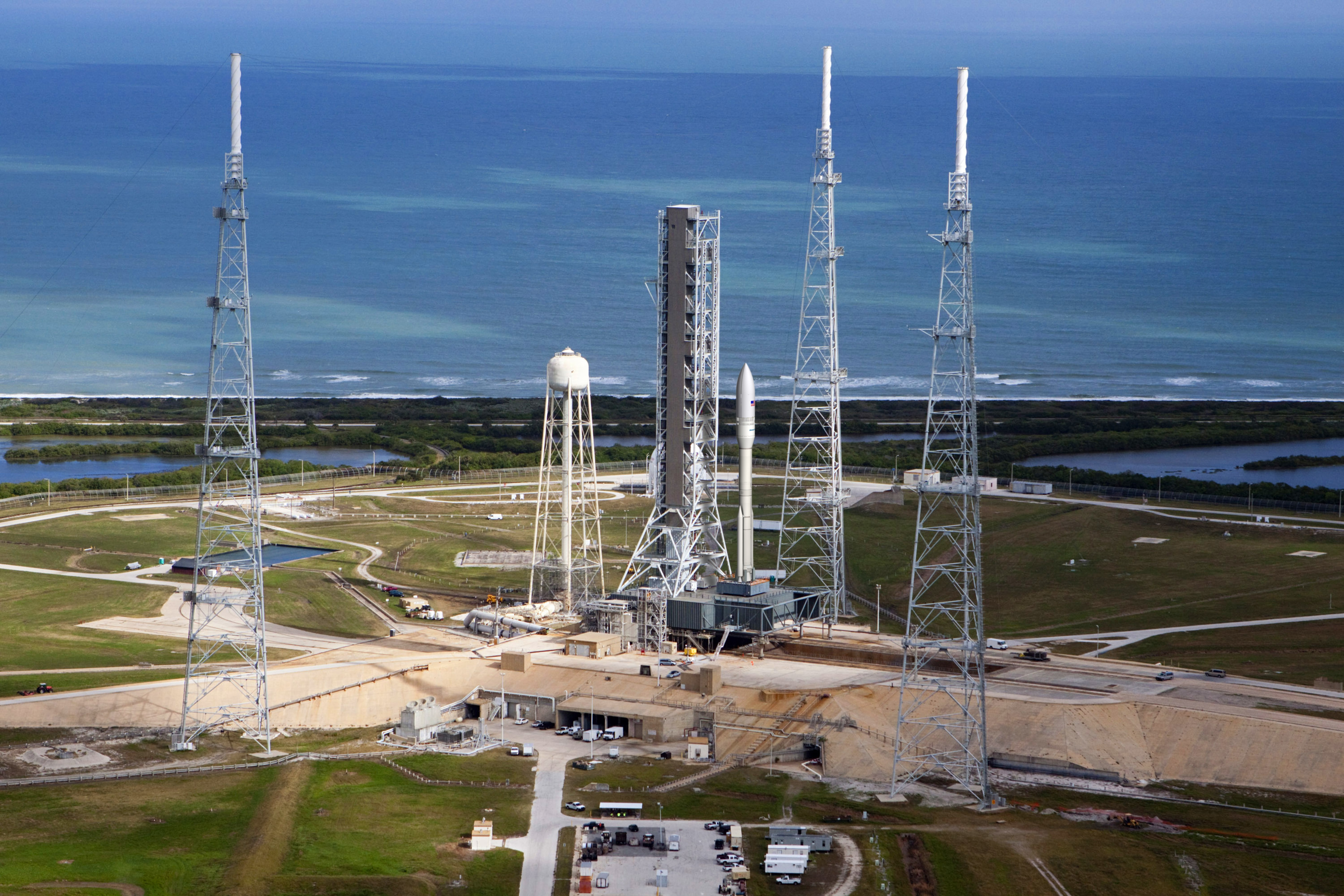 Commonality key for Orbital ATK's bid to win Air Force launch vehicle program