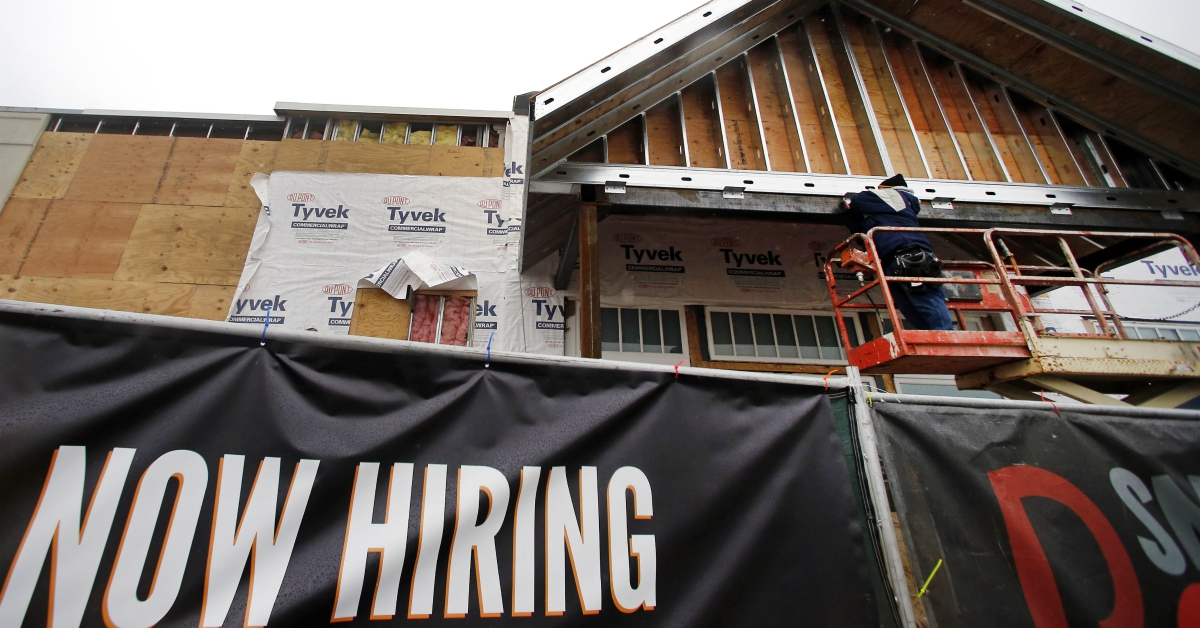 US Hiring Slows, Adding Only 20000 Jobs in February