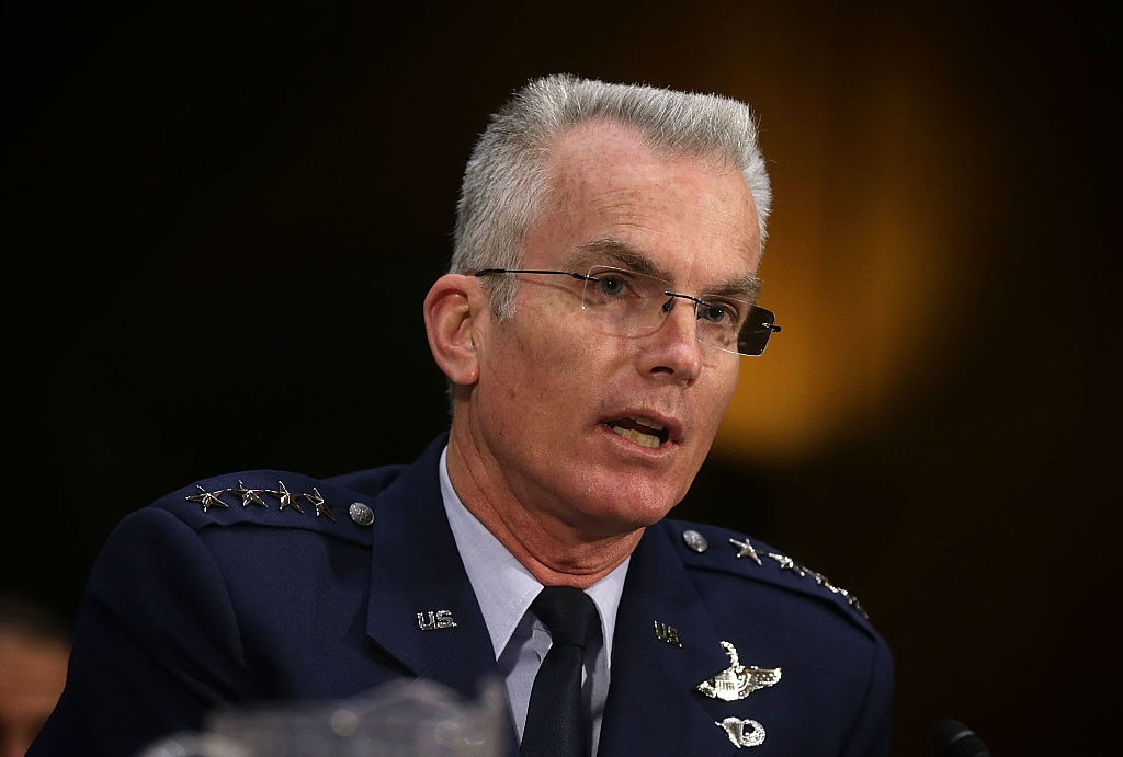 Broadband provided by low earth orbit satellites could soon be cheaper than fiber networks said Gen. Paul Selva, the vice chairman of the Joint Chiefs of Staff.