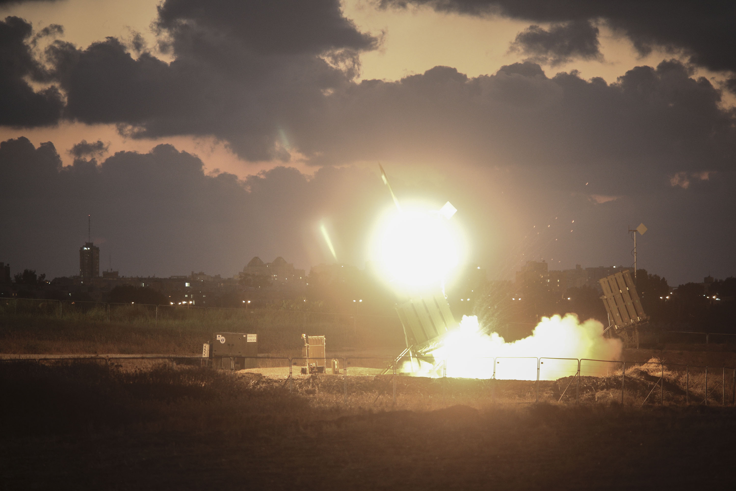 Israel declares operational capability for sea-based Iron Dome