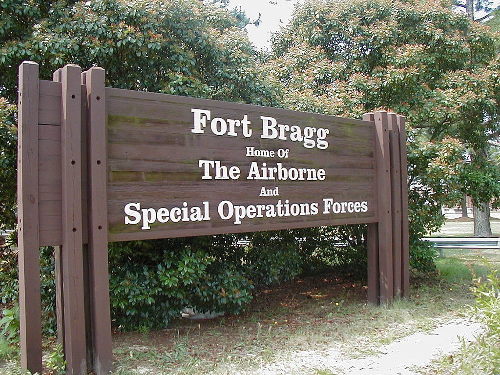 Fort Bragg soldier collapses and dies during physical training