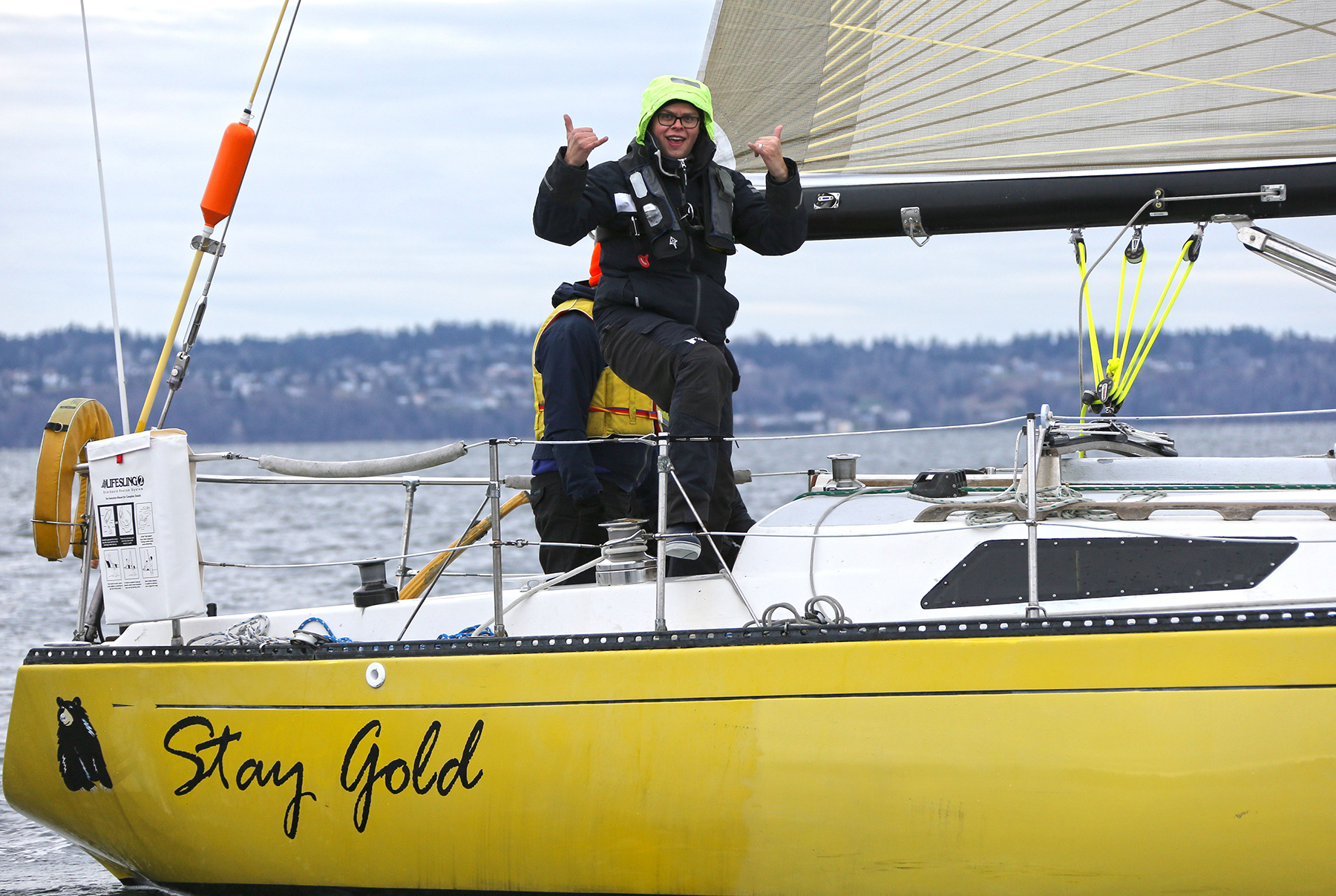 Have boat, will travel: One sailor's PCS across the Pacific in a 36-footer