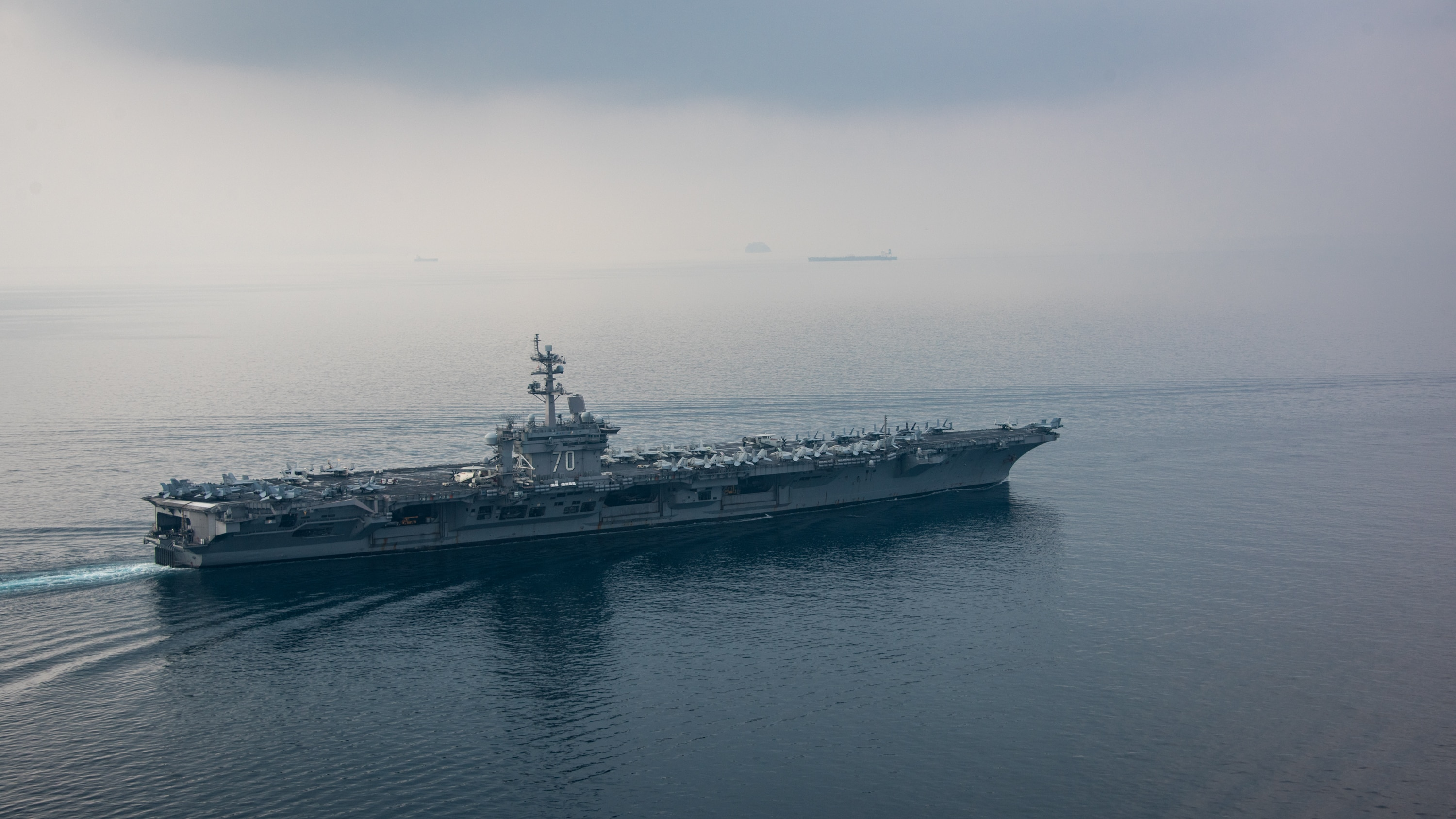 Carried away: The inside story of how the Carl Vinson's canceled port visit sparked a global crisis