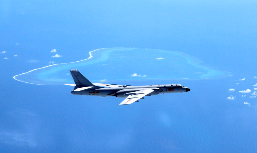 US criticizes China's militarization of disputed South China Sea
