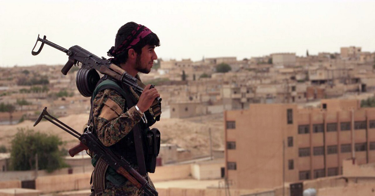 US airstrikes in Syria drop by half as Kurds depart anti-ISIS fight