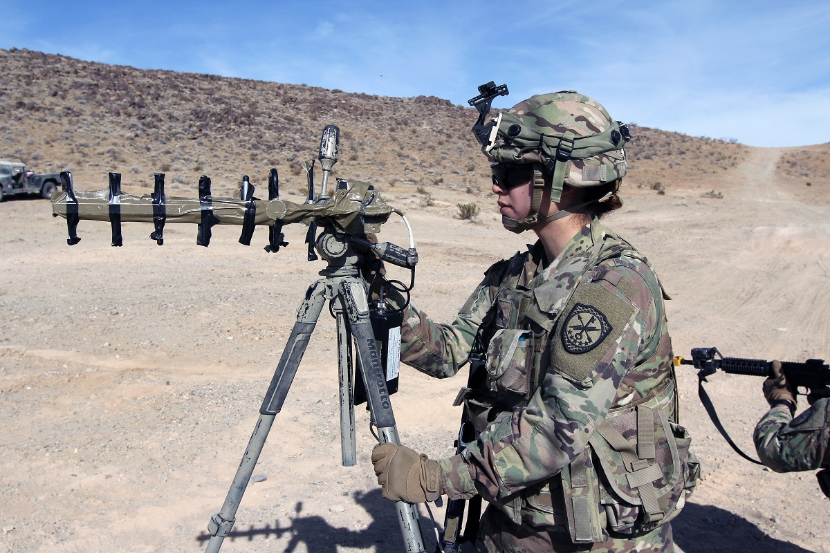 The Army is putting cyber, electronic warfare teams in its BCTs