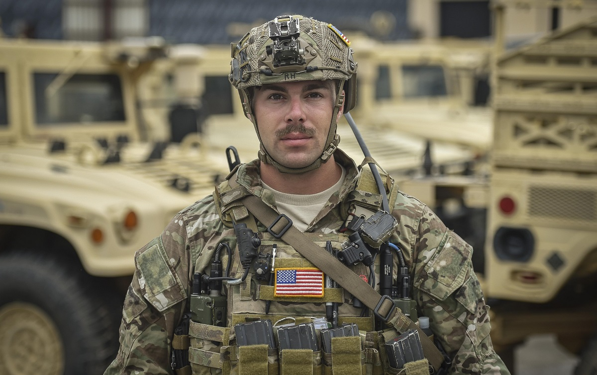 Combat controller to receive Air Force Cross for actions during fierce Afghan battle