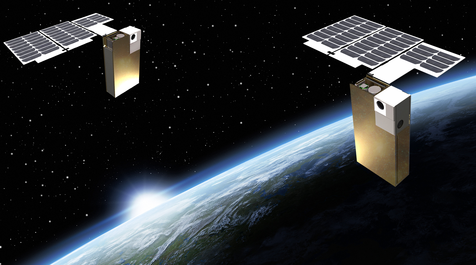 Dynetics has won a contract with the U.S. Army for the Gunsmoke-L small satellites. (Dynetics)