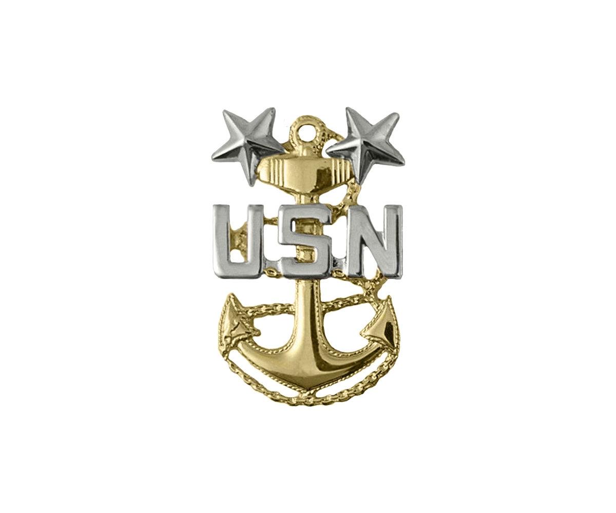 Navy releases E-9 selectees — congrats, master chief!