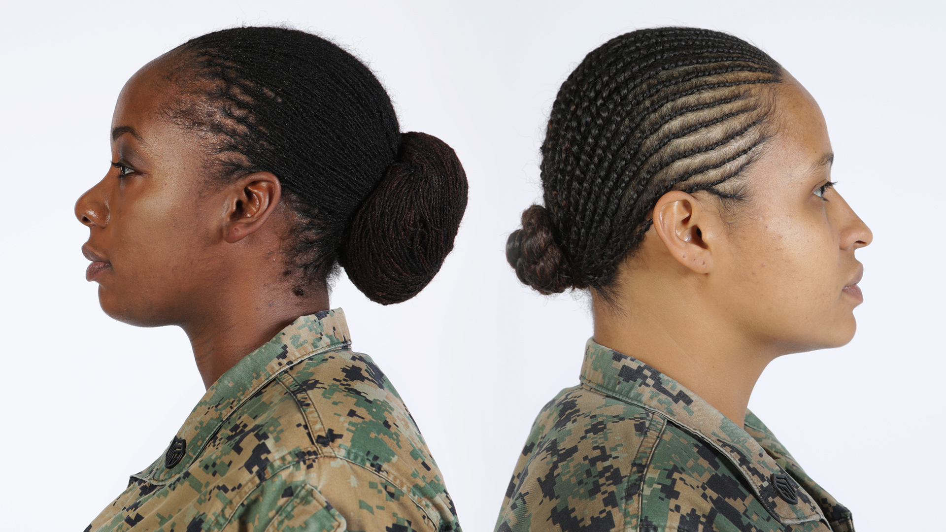 Soldiers cheer armys decision to authorize dreadlocks in uniform solutioingenieria Choice Image