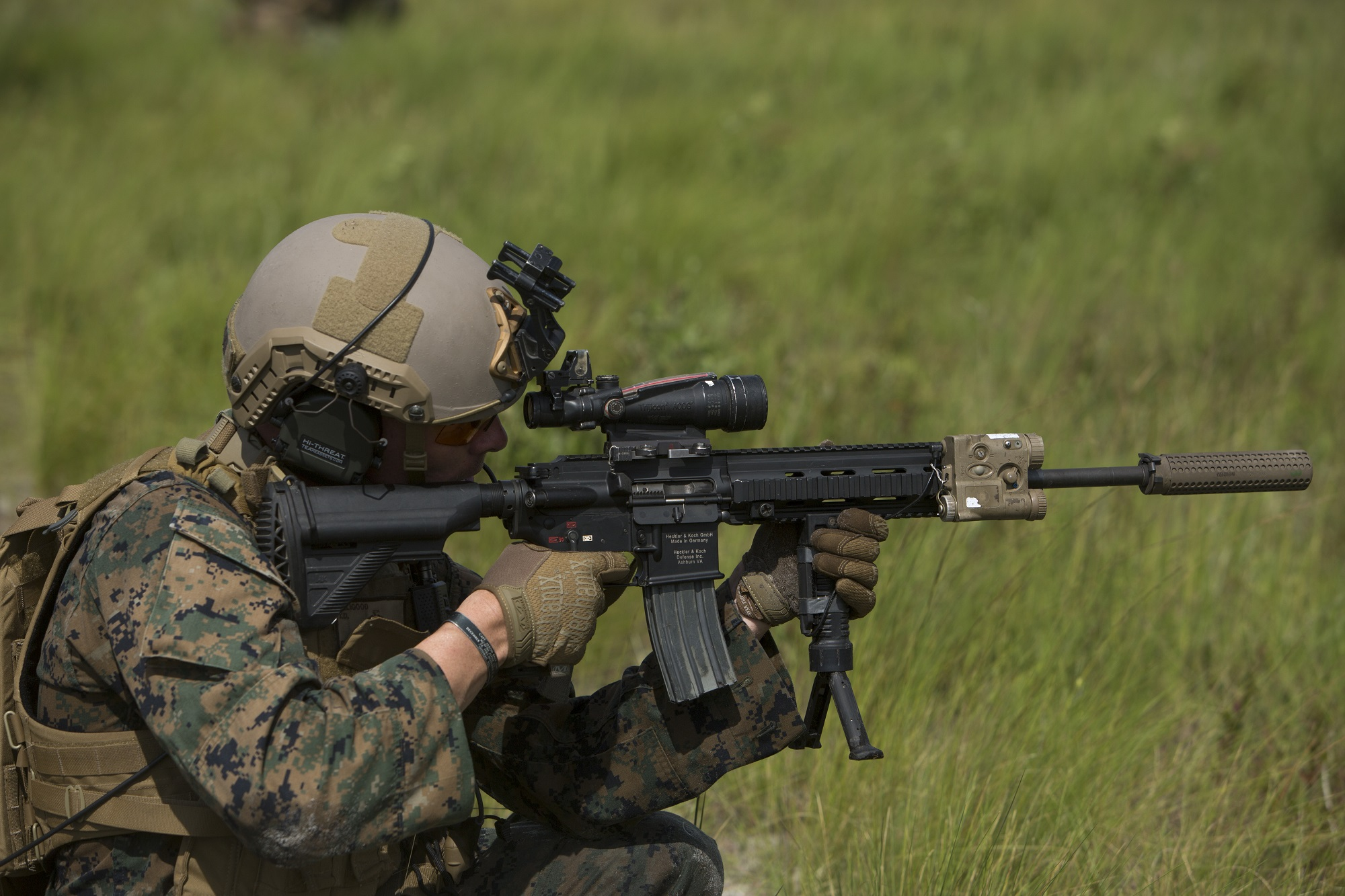 Modernizing infantry Marines: Big changes coming as grunts take on more special ops-style missions