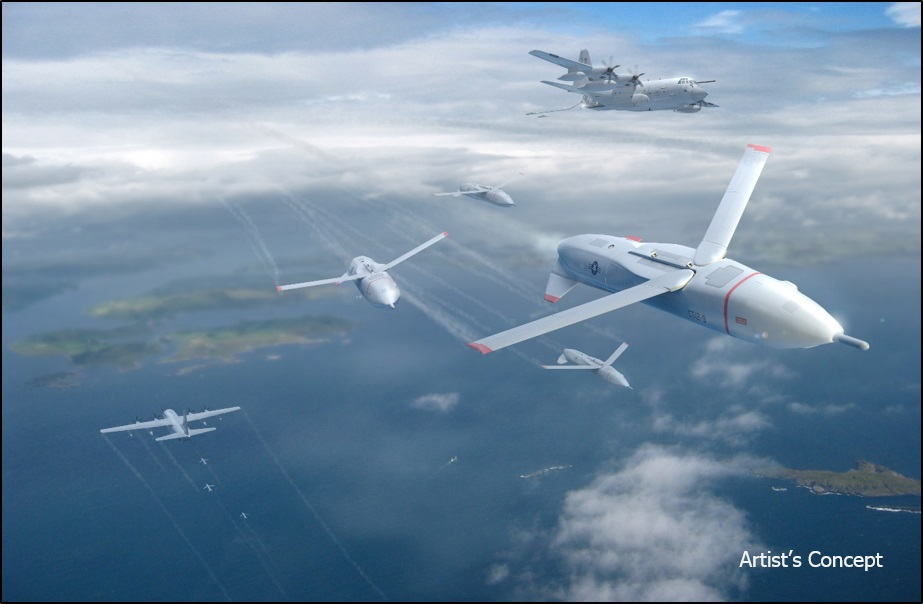 DoD weapons designer: Swarming teams of drones will dominate future wars