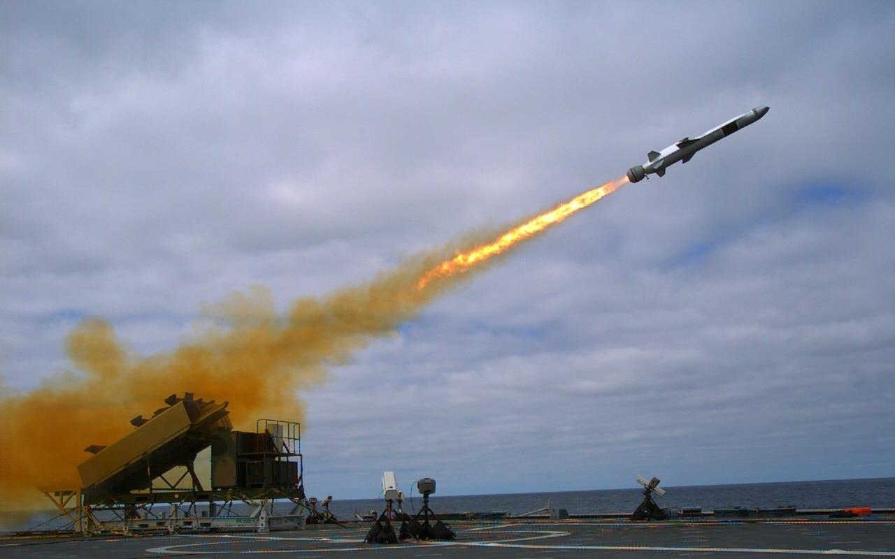 Raytheon exec looks to grab emerging $8B missile market, targeting Boeing biz