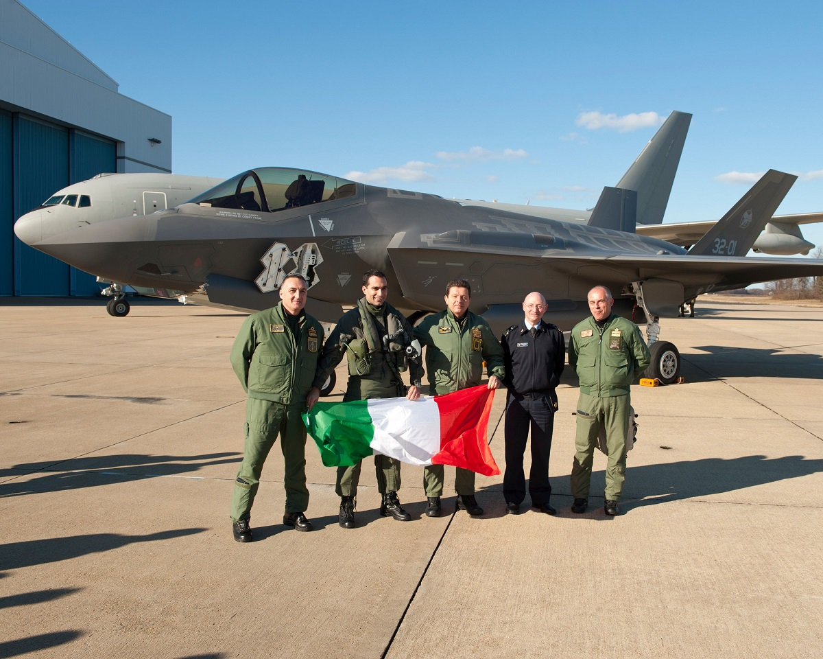 Future of F-35 in Italy remains a mystery under new government