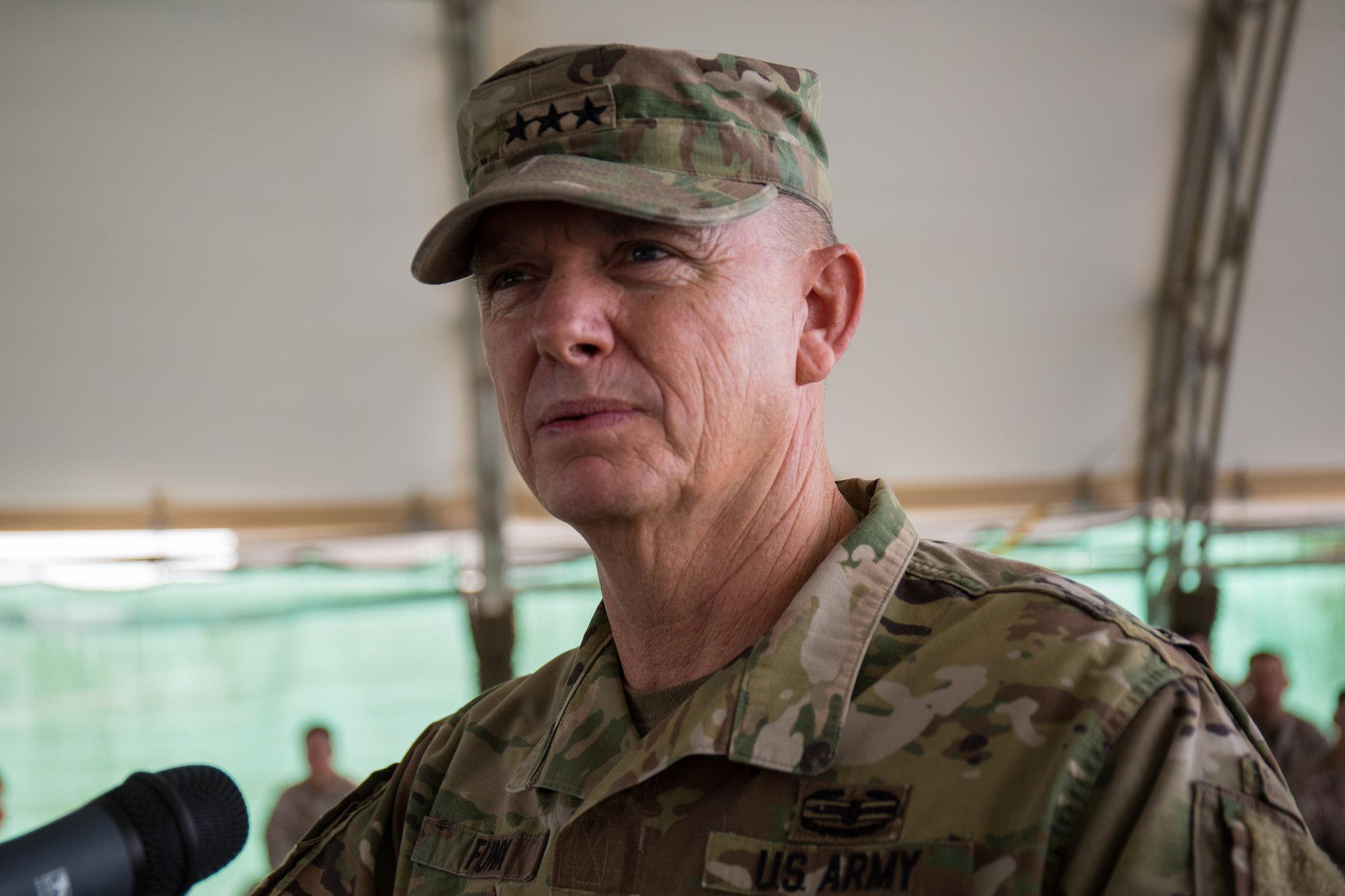 US-led coalition congratulates Iraq on defeating ISIS