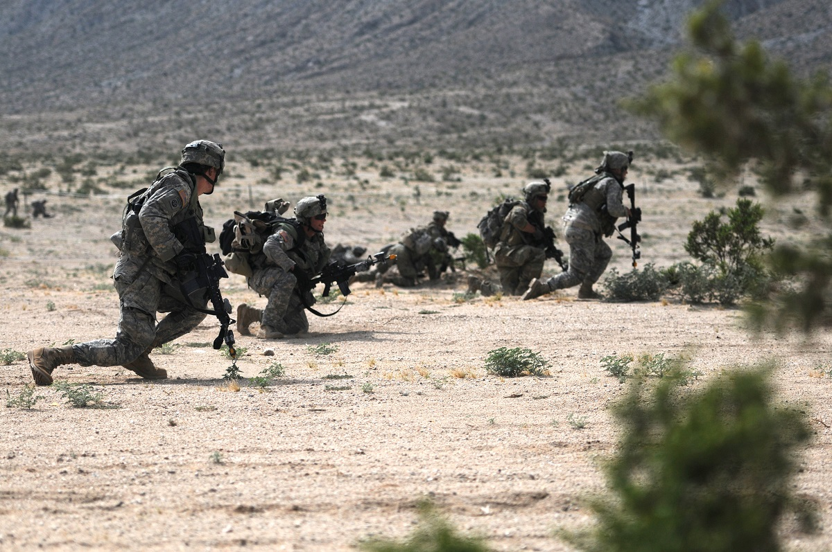 Guard director: Training, development and predictability will help soldiers